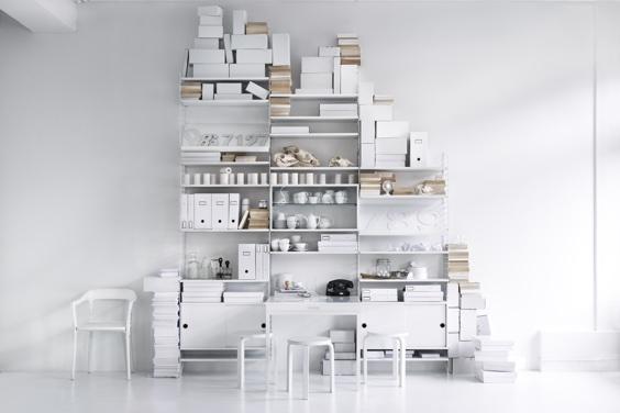 Progetta la tua libreria string system interior 39 s project for Progetta la tua planimetria