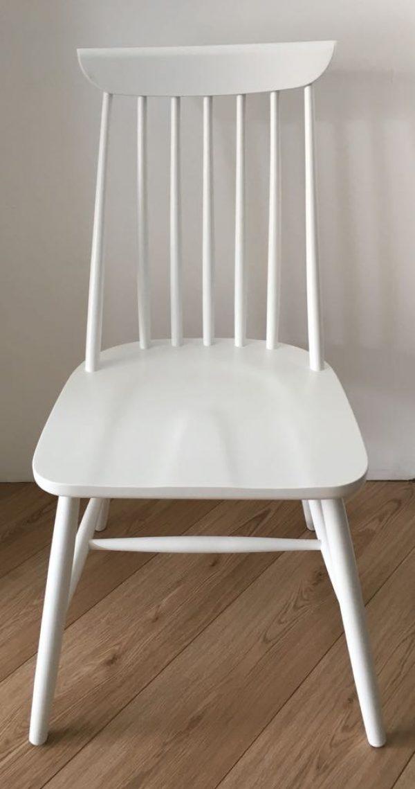 Set 4 sedie in legno bianche | Interior\'s Project