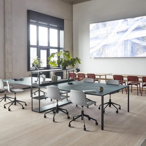 Relesys Lab Copenhagen 2018_Soft Edge_AAC_About A Chair_New Order